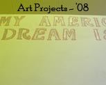 Art Projects 2008