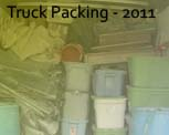 Truck Packing - 08/21/11
