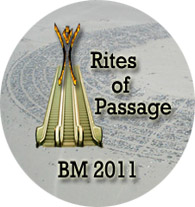Button - 2011 - Rites of Passage
