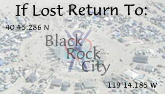 Luggage Tags - If Lost Return To